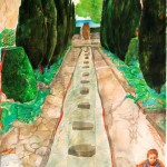 The Boy In The Gardens Of Allah